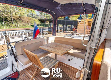 «nimbus 365 Coupe» Аренда яхты в Москве
