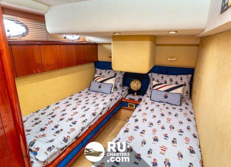 « Fairline 58 » Аренда яхты в Москве
