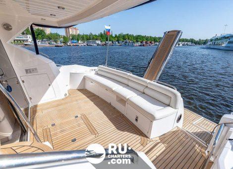 «sunseeker 50 » Аренда яхты в Москве