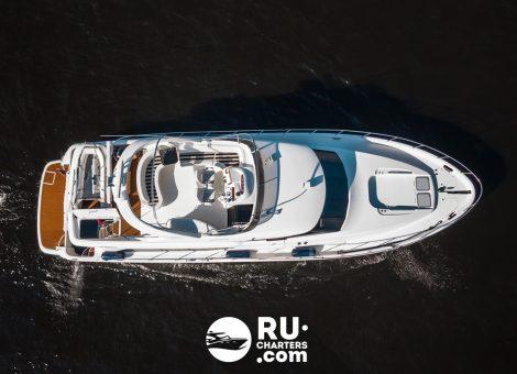 « Meridian 580 » Аренда яхты в Мск