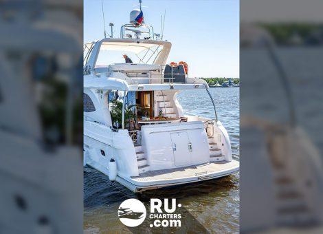 «Majesty» Аренда яхты в Москве