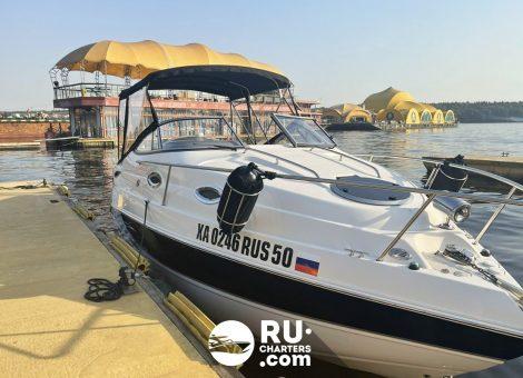 Аренда катера в Москве Stingray 250 Cs
