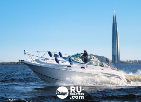 Аренда катера в Москве «monterey 302 «