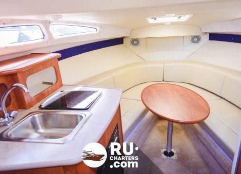 Аренда катера Bayliner 245 «Чижик» в Москве